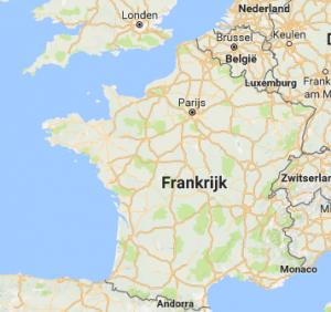 Frankrijk hotel boeken zonder creditcard